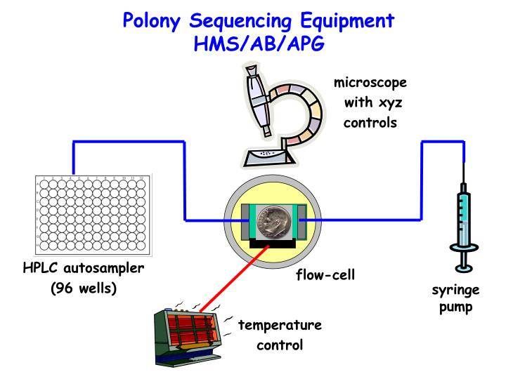 Polony Sequencing Equipment