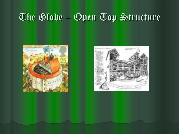 The Globe – Open Top Structure