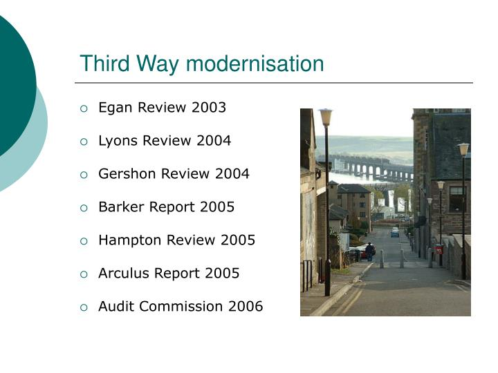 Egan Review 2003