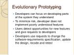 evolutionary prototyping3