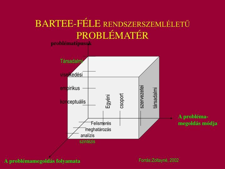 BARTEE-FÉLE
