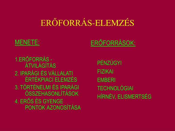 MENETE: