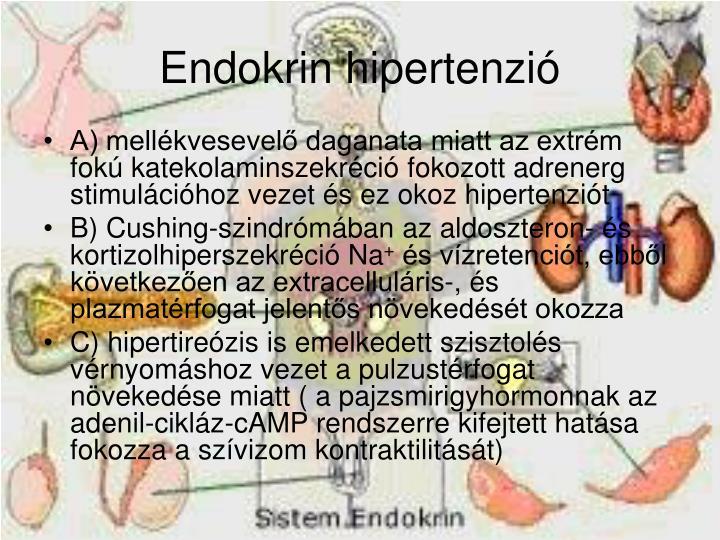 Endokrin hipertenzió