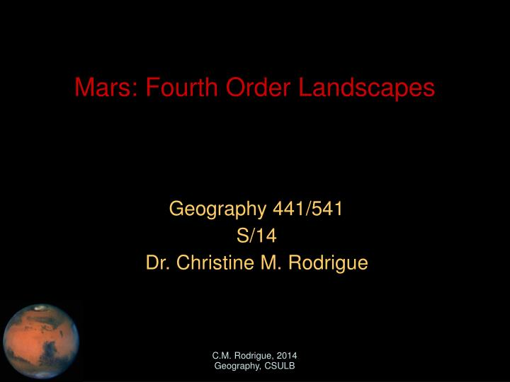 geography 441 541 s 14 dr christine m rodrigue n.