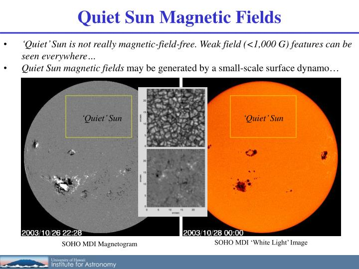 Quiet Sun Magnetic Fields