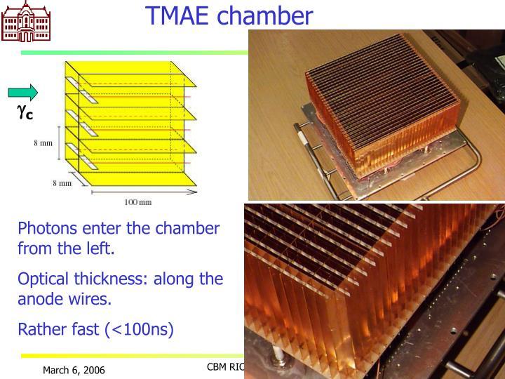TMAE chamber
