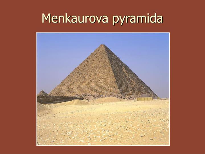 Menkaurova pyramida