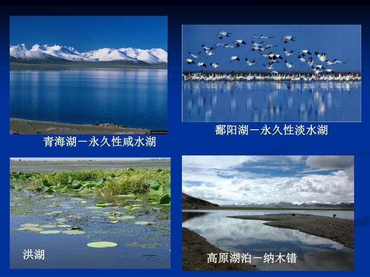 鄱阳湖-永久性淡水湖