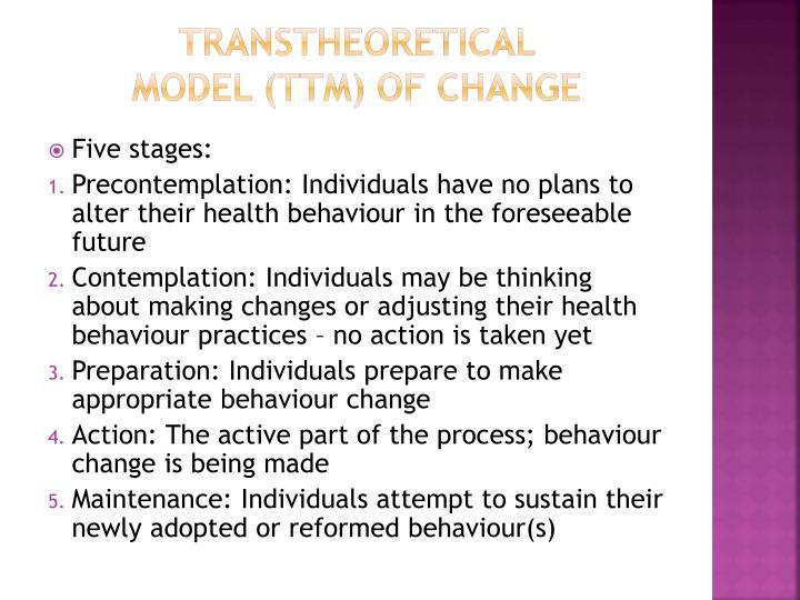 Transtheoretical