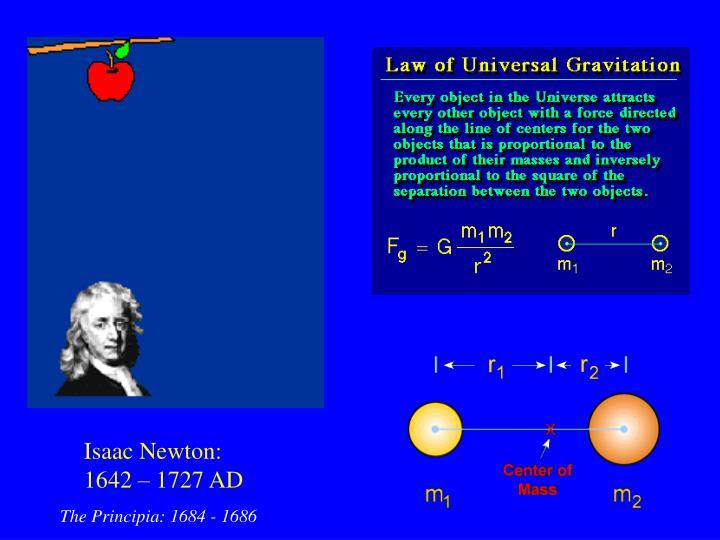 Isaac Newton: