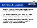 summary conclusions2