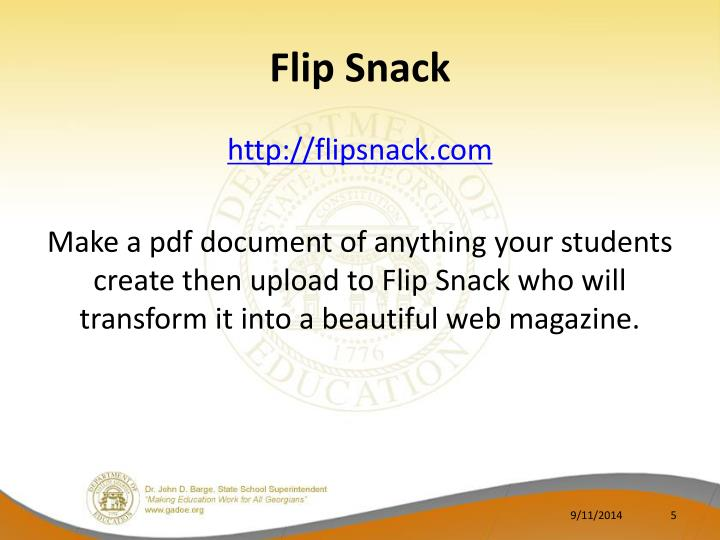 Flip Snack