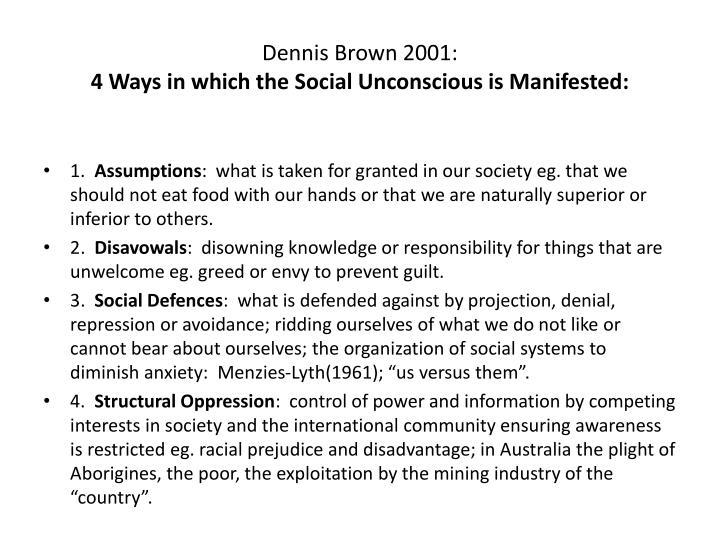 Dennis Brown 2001: