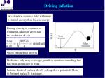 driving inflation1