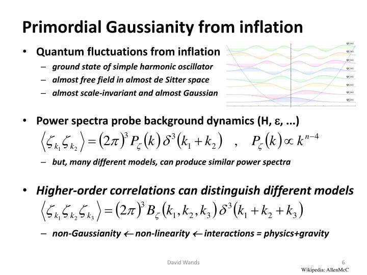 Primordial Gaussianity from inflation