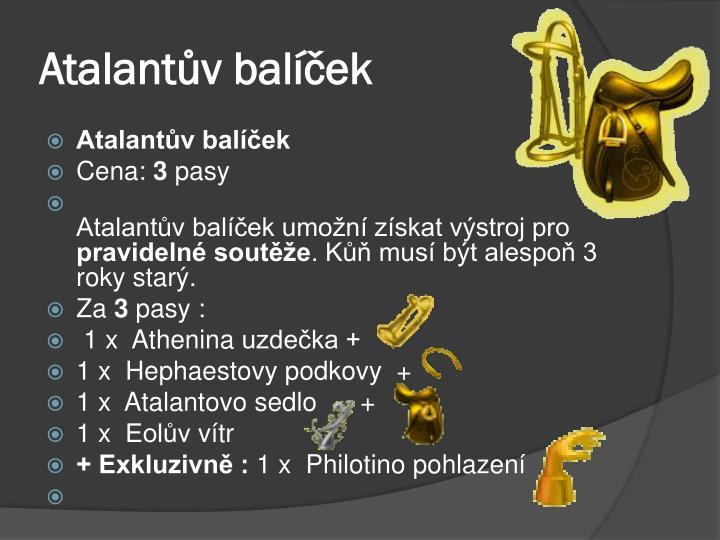 Atalantův