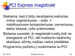 pci express magistral1