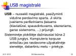 usb magistral