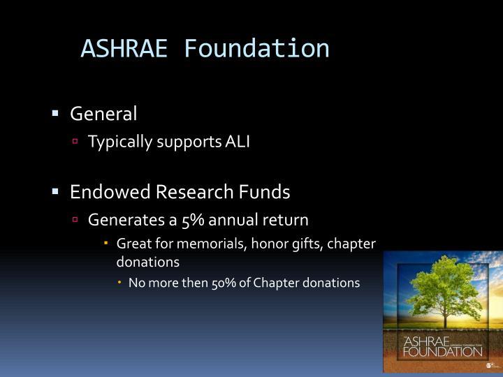 ASHRAE Foundation