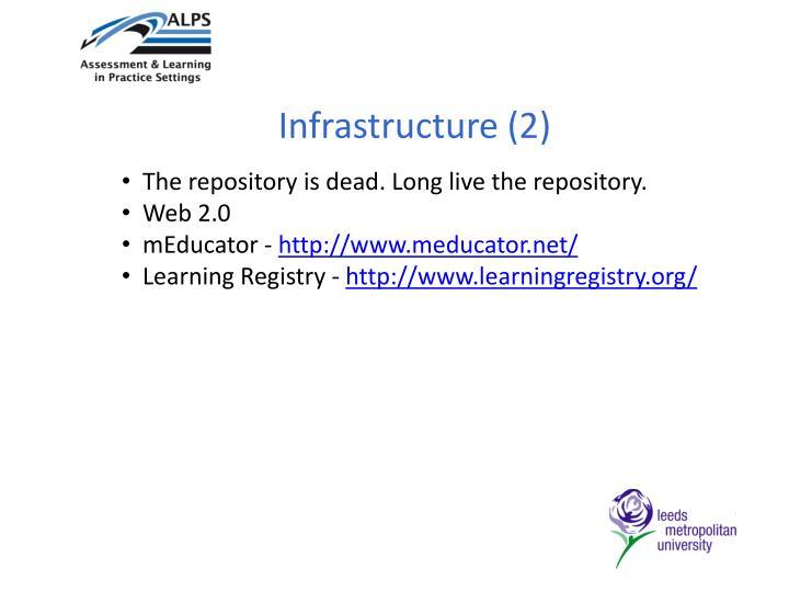 Infrastructure (2)