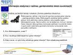 informacijos skaitymas ir radimas gamtamokslinio teksto suvokimas 3