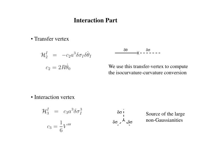Interaction Part