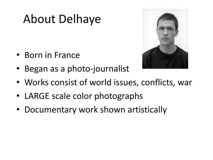 About delhaye