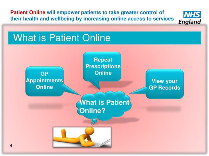 Patient Online