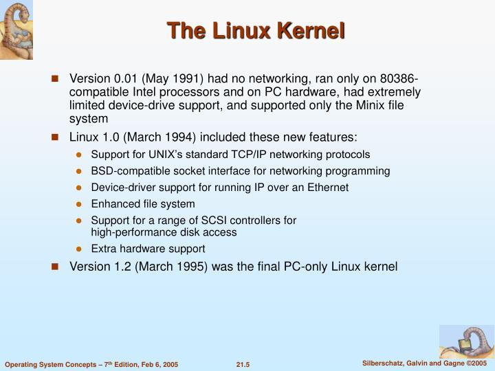 The Linux Kernel