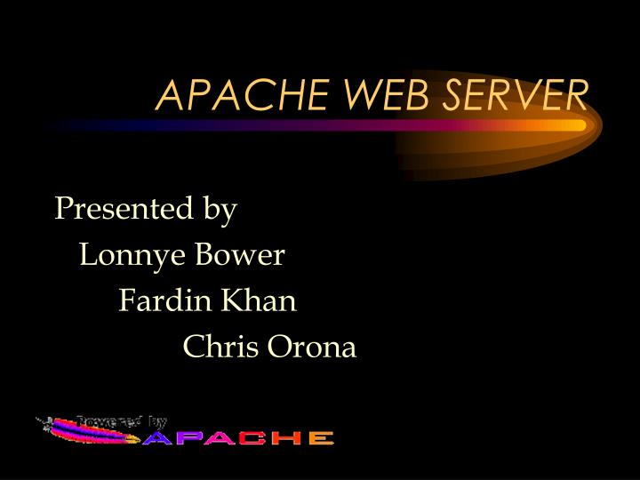 Web servers ppt download for mac windows 10