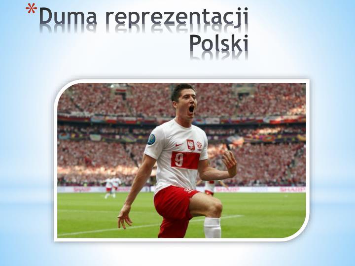 Duma reprezentacji polski