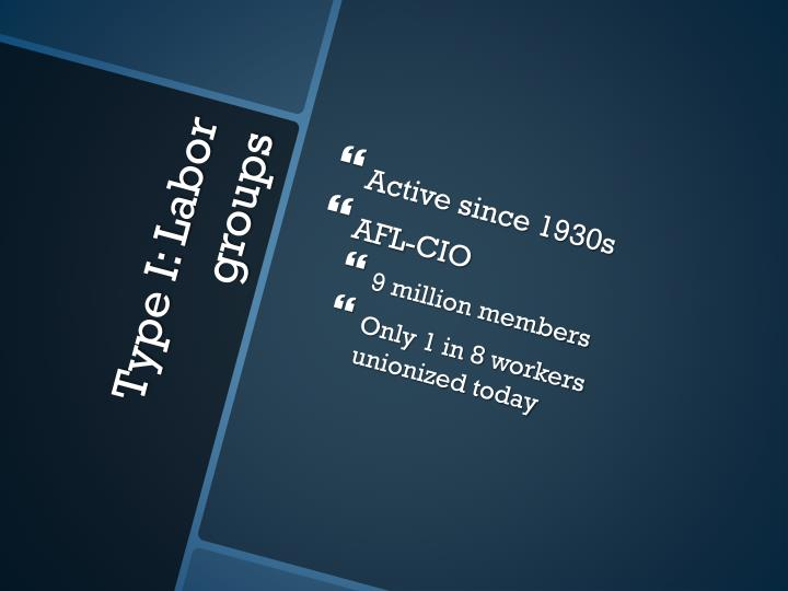 Active since 1930s