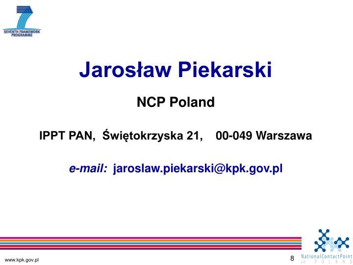 Jarosław Piekarski