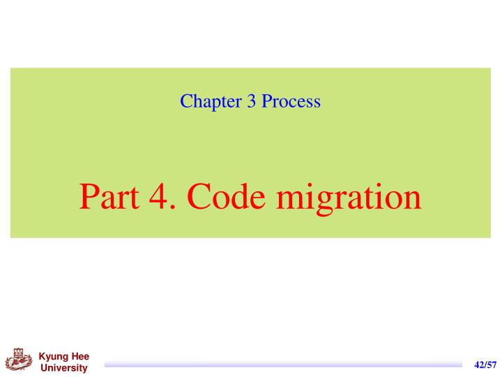 Chapter 3 Process