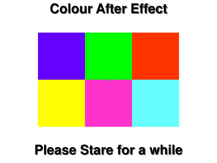 Colour After Effect