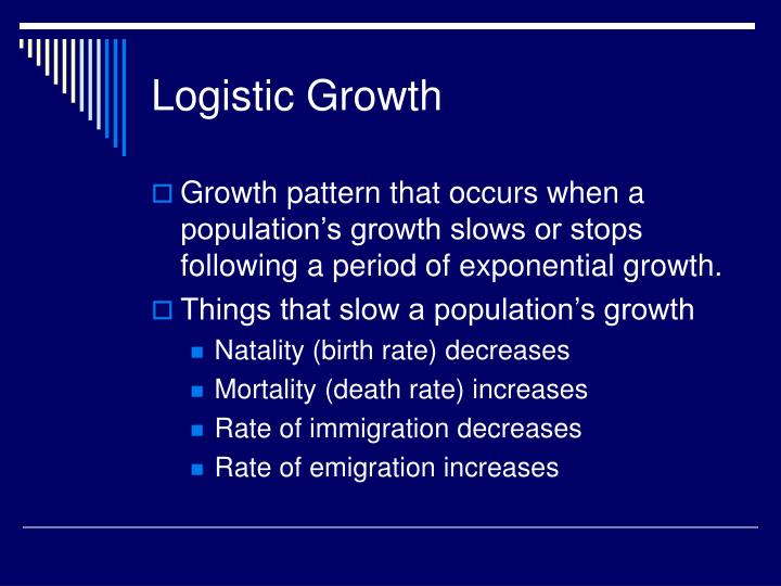 Logistic Growth