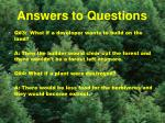 answers to questions5