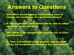 answers to questions6