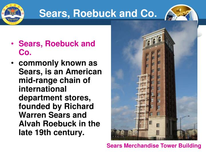 Sears, Roebuck and Co.