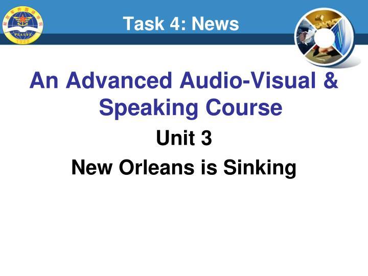 Task 4: News