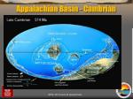 appalachian basin cambrian