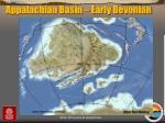 appalachian basin early devonian