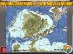 appalachian basin late mississippian