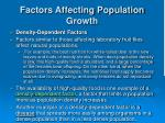 factors affecting population growth1