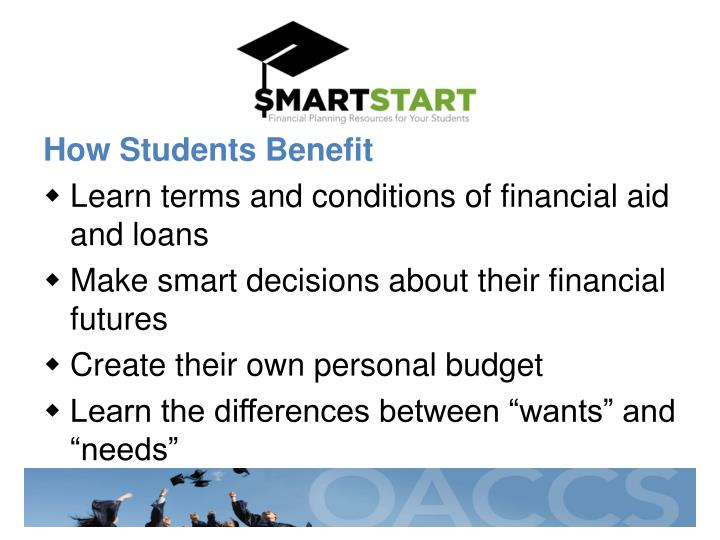 How Students Benefit