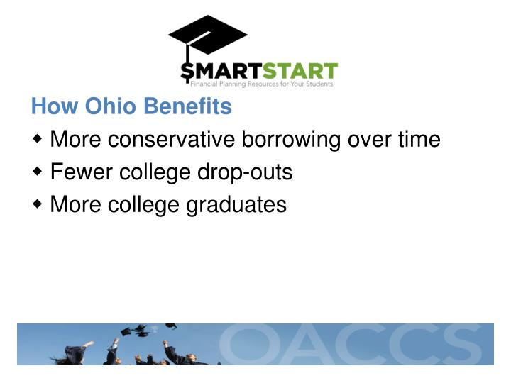 How Ohio Benefits