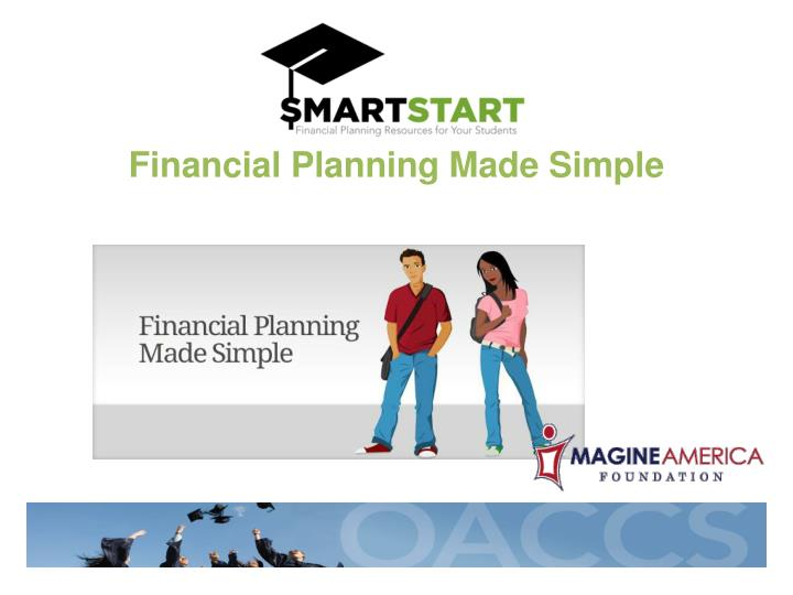 Financial Planning Made Simple
