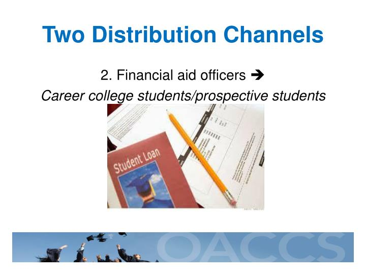 Two Distribution Channels