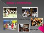 bailes y tradiciones