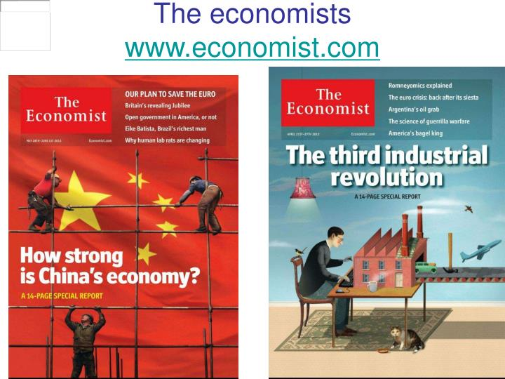 The economists